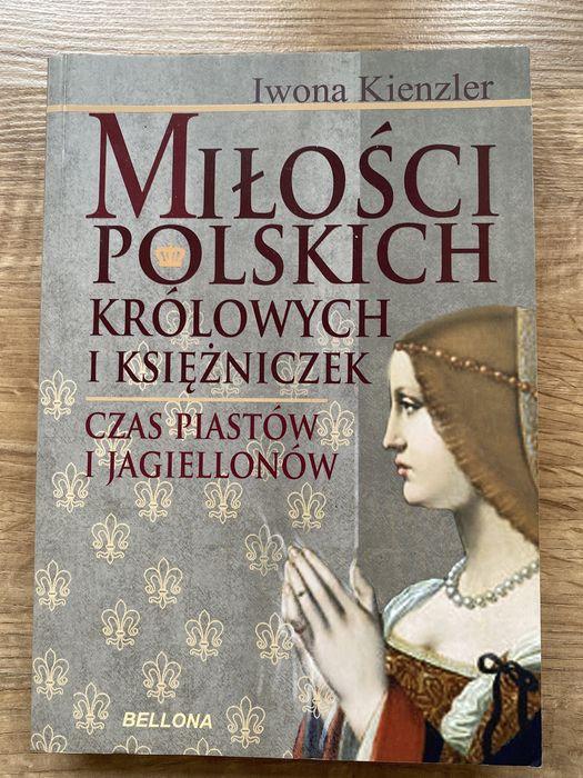 Iwona Kienzler, Miłości polskich królowych i księżniczek Ząbki - image 1