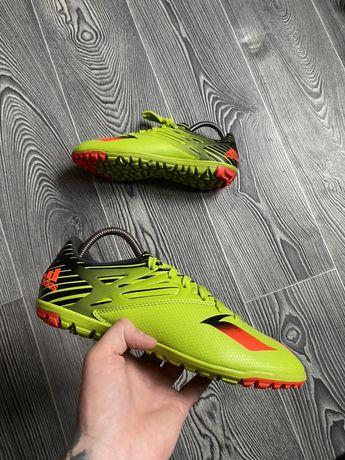 Сороконожки adidas стелька 25 размер 40,5