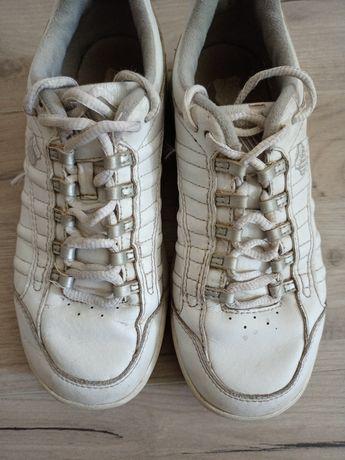 Кроссовки Swiss белые