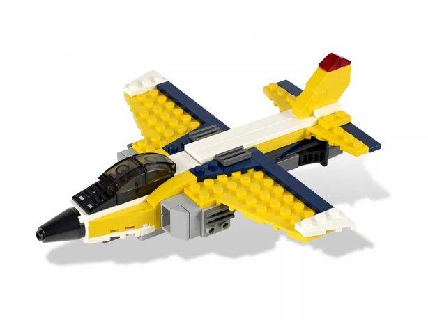 Klocki LEGO Creator Super Ścigacz 6912