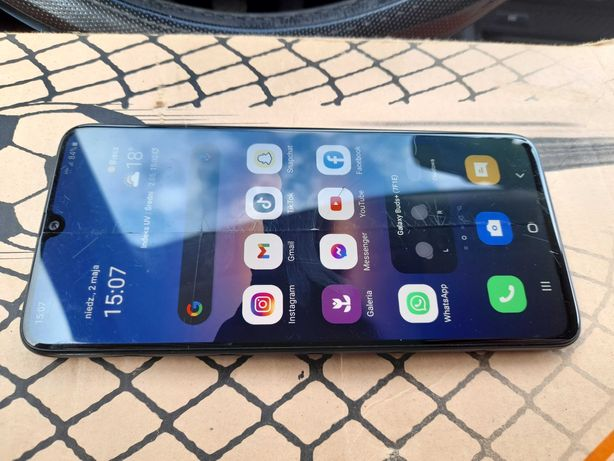 Telefon smartfon Samsung A70 6GB / 128GB + ładowarka WYSYŁKA 2019