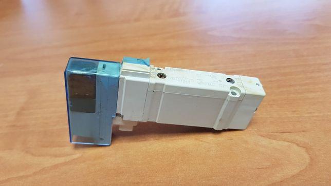 Zawór pneumatyczny SY5100-5UF1 SMC Typ 5/2 monostabilny 24VDC OKAZJA!!