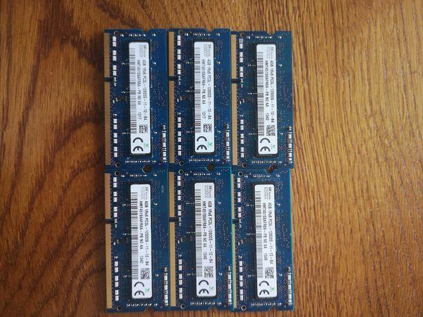 Оперативная память DDR3L 4GB 1600MHz