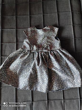 Sukienka sesja, wizytowa, święta, urodziny 80-86