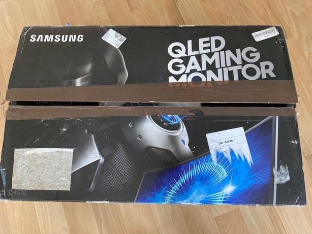 """Новый  Samsung 31,5"""" GAMING-монитор C32HG70"""