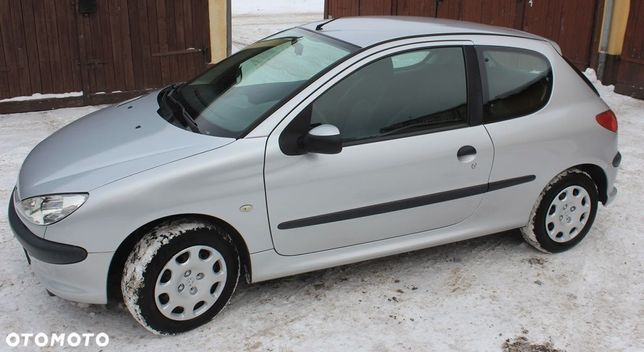Peugeot 206 1,4 Benzyna