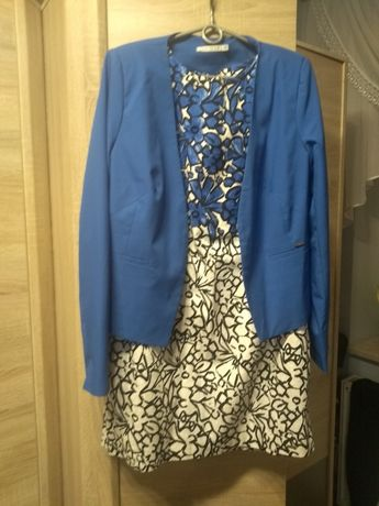 Żakiet i sukienka