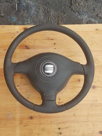 kierownica airbag poduszka seat toledo 2 leon i