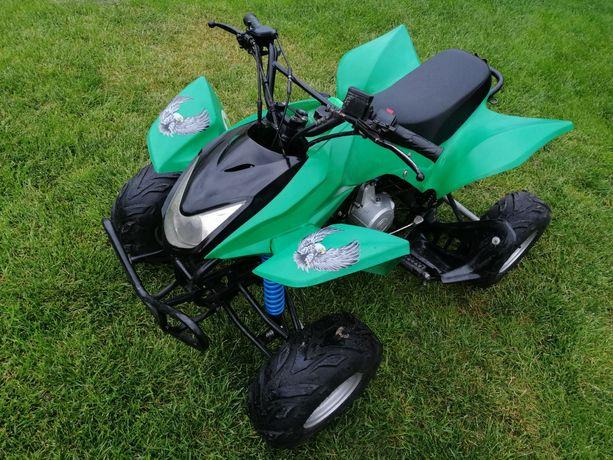 Quad 125 (Zielony)