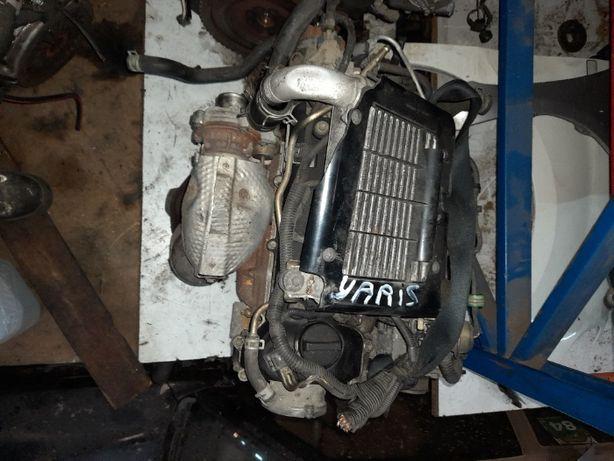Motor completo Toyota Yaris 1.4