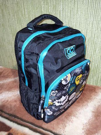 Рюкзак школьный GoPack Education для мальчиков 450 г 38x28x18 20 л