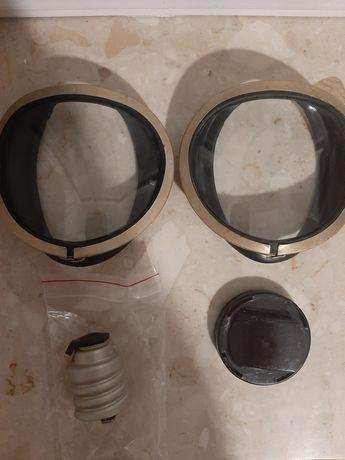 Maska przeciwgazowa gazowa części pmk1 pmk2 pmk3 gp7v