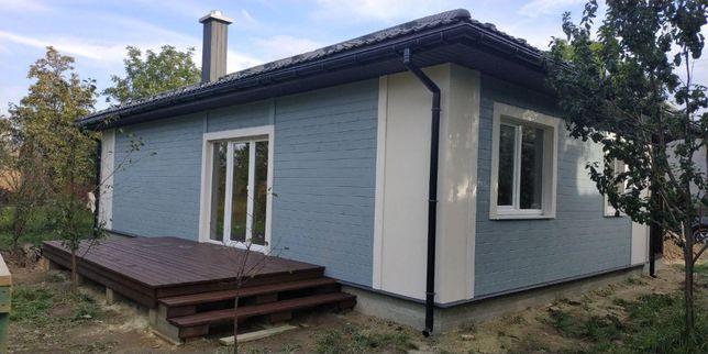 Каркасные дома в Ивано-Франковске и Ивано-Франковской области