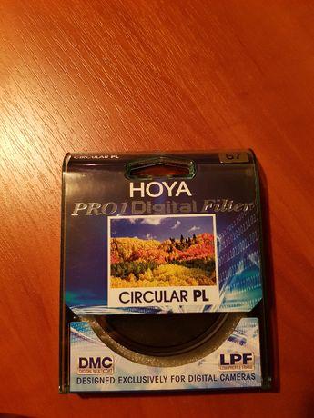 Светофильтр Hoya 67 mm Pol Circular Pro1 Digital