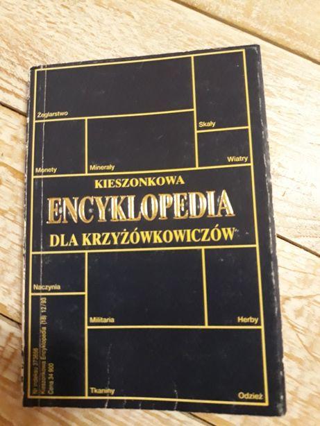 Kieszonkowa encyklopedia dla krzyżówkowiczów