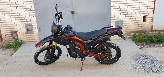 Мотоцикл ендуро Forte CBA 250 2020 року