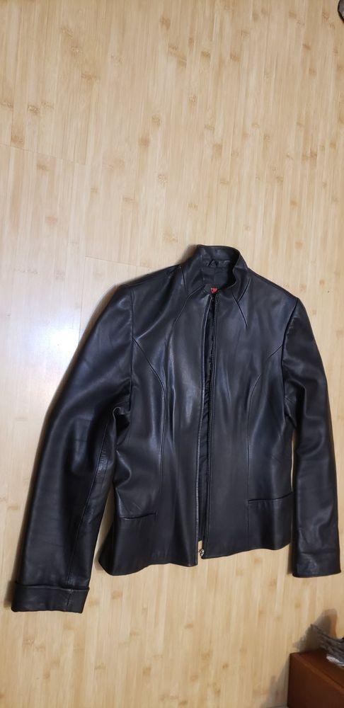 Куртка шкіряна жіноча Львов - изображение 1