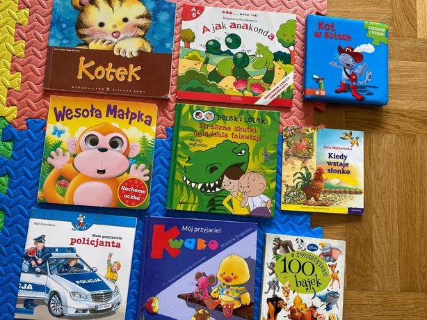9 książek dla dzieci