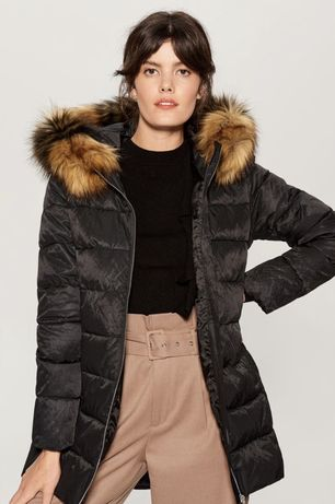 Zimowa kurtka Mohito rozmiar 34