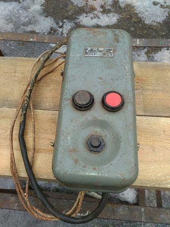 Пусковое устройство для электродвигателя