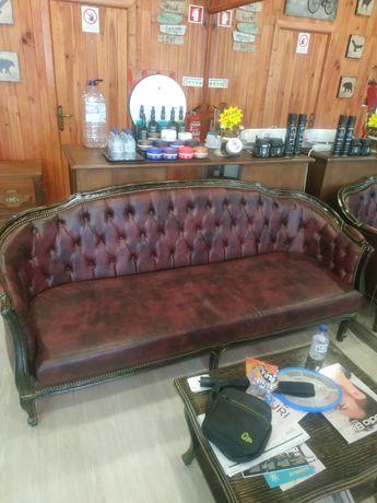 Sofá vintage excelente