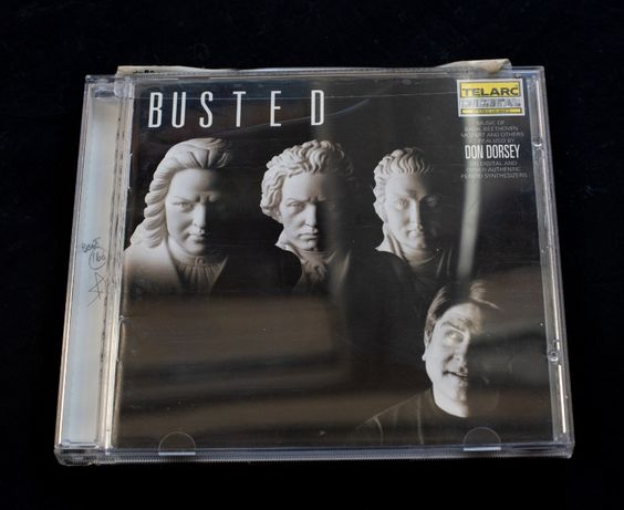 Don Dorsey – Busted 1997
