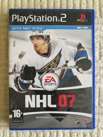 Gry PS2 - NHL 07 - Playstation 2 - Super Gra RETRO