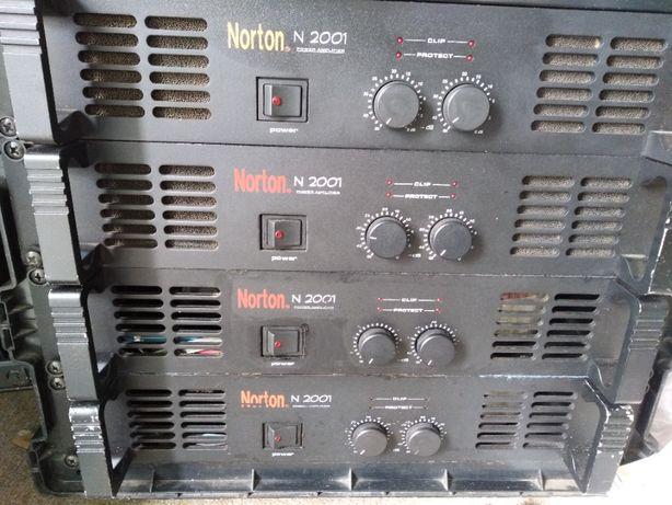 Amplificador Norton N 2001
