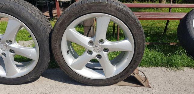 Felgi aluminiowe MAZDA 6 5x114 215/45R17 wejdz zobacz