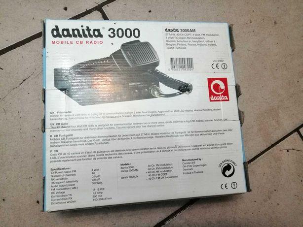 Sprzedam CB Radio Danita 3000 Am / FM