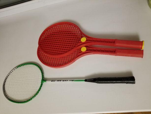 Ракетки для бадмінтону, для бадминтона, для тенниса, для тенісу
