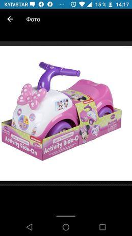 Машинка толокар Kiddieland Disney Mini Maus