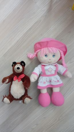 Lalka i miś