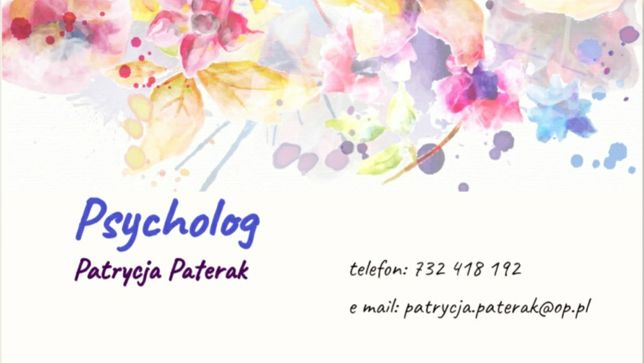 Psycholog pomoc, konsultacja psychologiczna