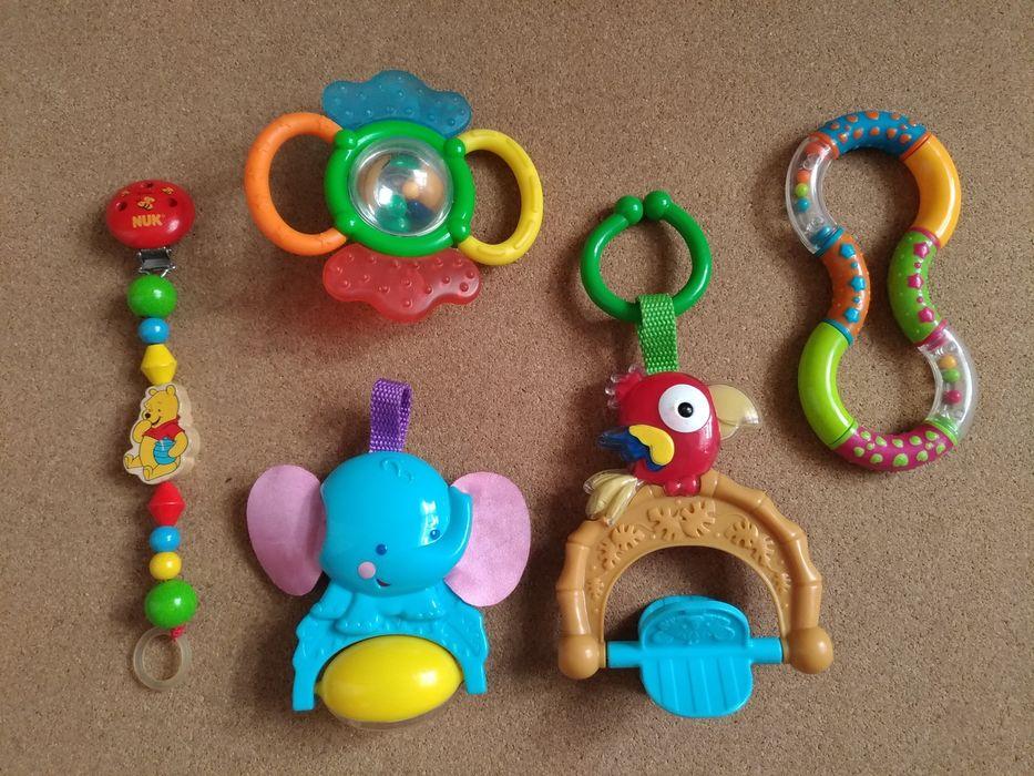 Zawieszka NUK zabawki dla niemowlaka Piekary Śląskie - image 1