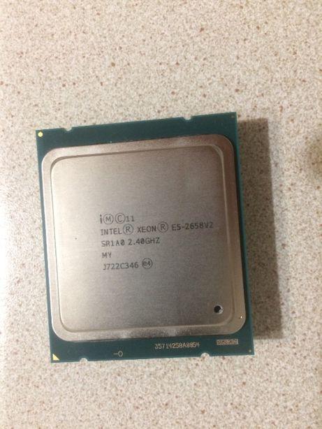 Intel Xeon E5-2658V2 LGA2011 10 ядер/20 потоков