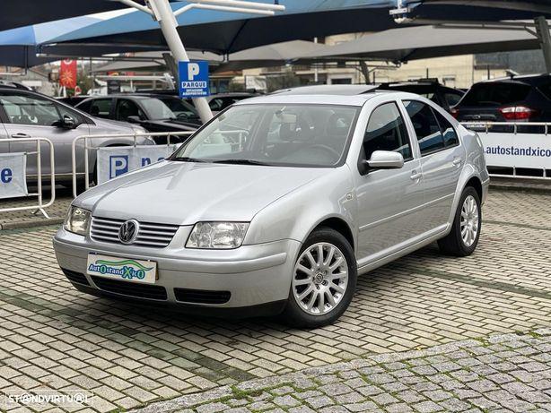 VW Bora 1.6 Higline