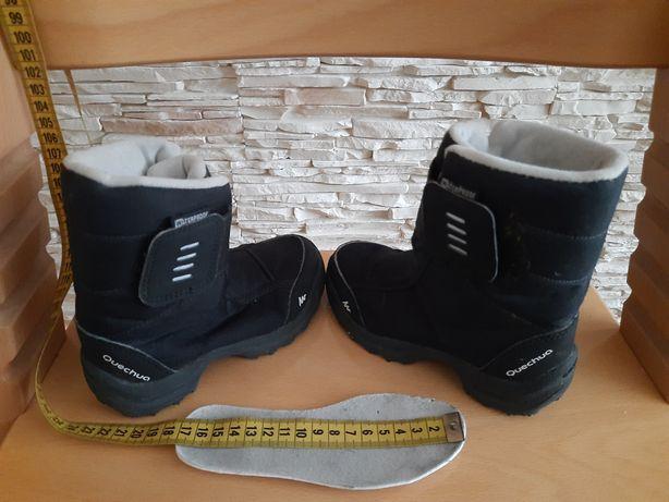 Śniegowce buty dziecięce  nieprzemakalne rozmiar 27