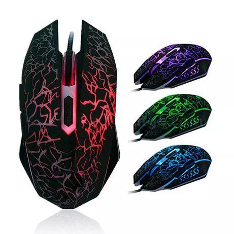 Хамелеон. Геймерская, лазерная,мышка.USB, мышь компьютерная, проводная