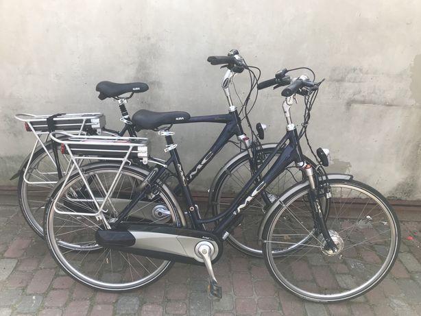 Para rowerów miejskich elektrycznych Multicycle MC Mature Alfine 8