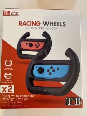 Volante para Nintendo Switch novos