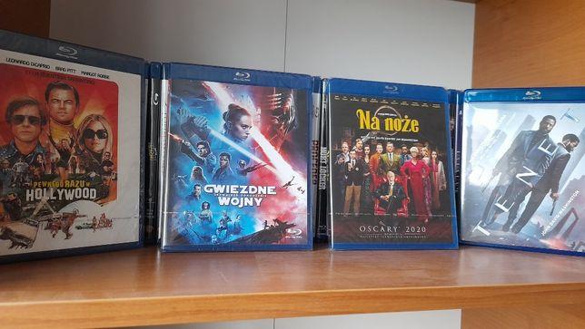 Kolekcja filmów Blu-Ray - 54 tytuły, nowe