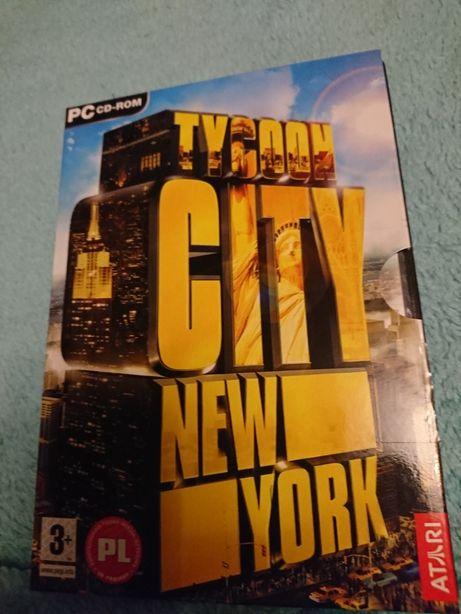 Tycoon city New York gra na komputer