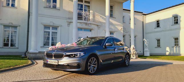 Auto do ślubu  lub inną okoliczność  BMW 5 G30 z kierowcą