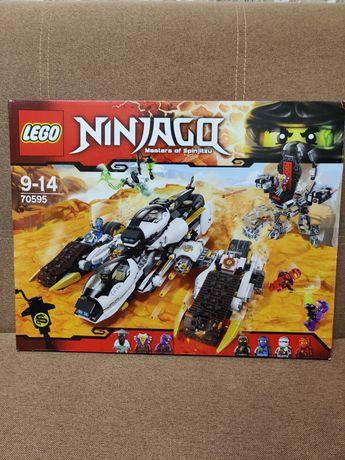 Конструктор Lego Ninjago 70595 Внедорожник с супер системой маскировки