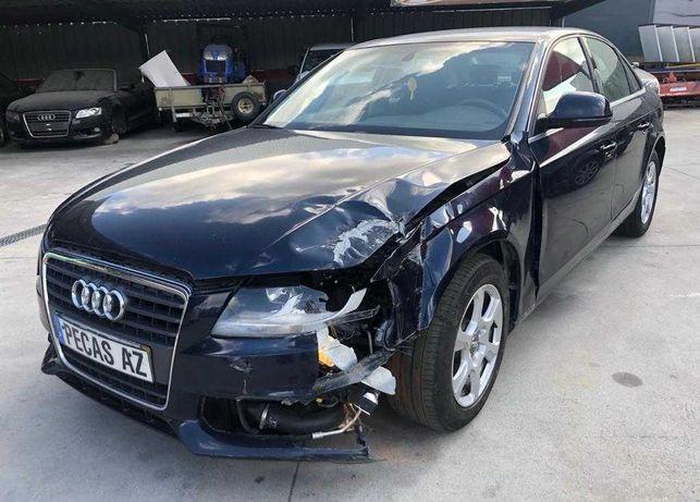 Audi A4 2.0 tdi 143 cv Exclusive de 2008