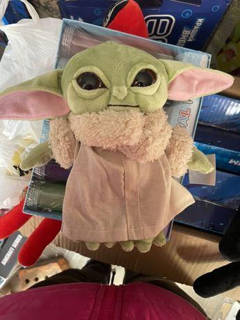 Малыш Йода Star Wars из сериала Звездные войны: Мандалорец