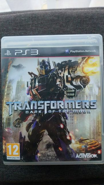 Gra Transformers Dark Of The Moon ps3