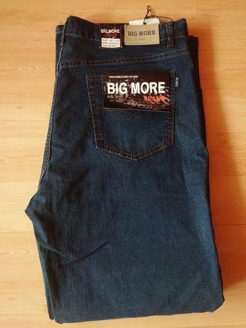 Spodnie męskie dżinsowe jeans Big More 45 L: 34