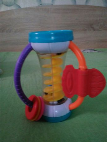 Погремушка твистер baby mix